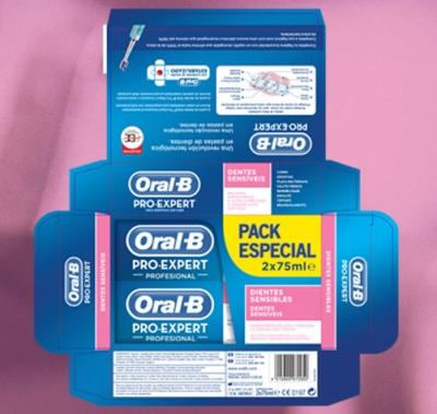 Estuches Oral-B