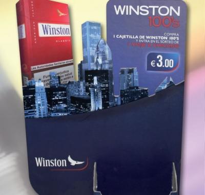 Expositores Winston
